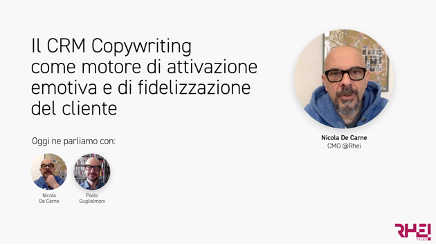 Rhei-Talks-CRM-copywriting-azione